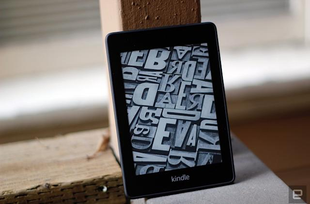 Get $20 off both Amazon's Kindle and Kindle Paperwhite right now
