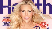 Busy Philipps Responds to Instagram User Who Says Her Moles Were Photoshopped on Health Cover