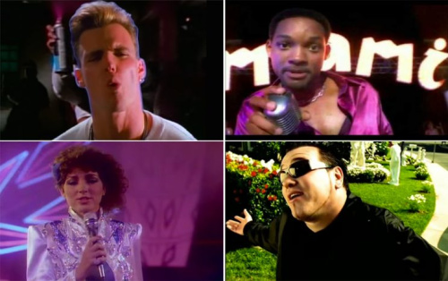 Do you know these songs? Do MLB All-Stars and celebs? (AP)
