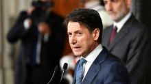 Italian populist PM nominee begins work on forming cabinet