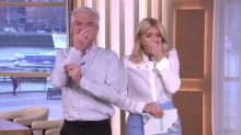 Phillip Schofield makes shocking d**k slip-up live on This Morning