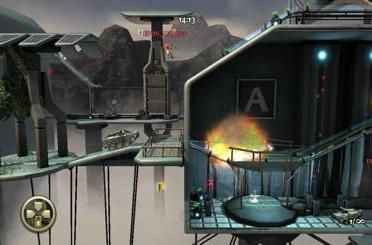 More Crash Commando details revealed, out in December