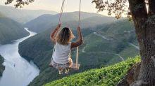 Este es el columpio español que está triunfando en Instagram por sus vistas