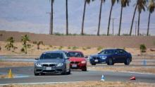 Racing BMWs and Lounging: The Ultimate Desert Guys' Weekend