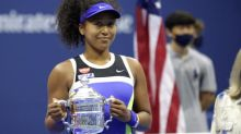Naomi Osaka fights back to sink Victoria Azarenka and regain US Open