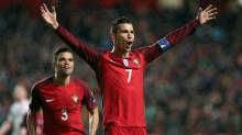 The 12 players who have scored more international goals than Cristiano Ronaldo