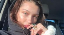 Bella Hadid Just Revealed The Secret To Her Glowy Skin