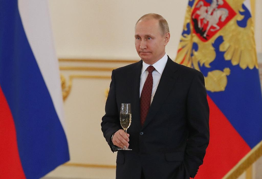 Russian Business Eyes Reform In Putin S Fourth Term