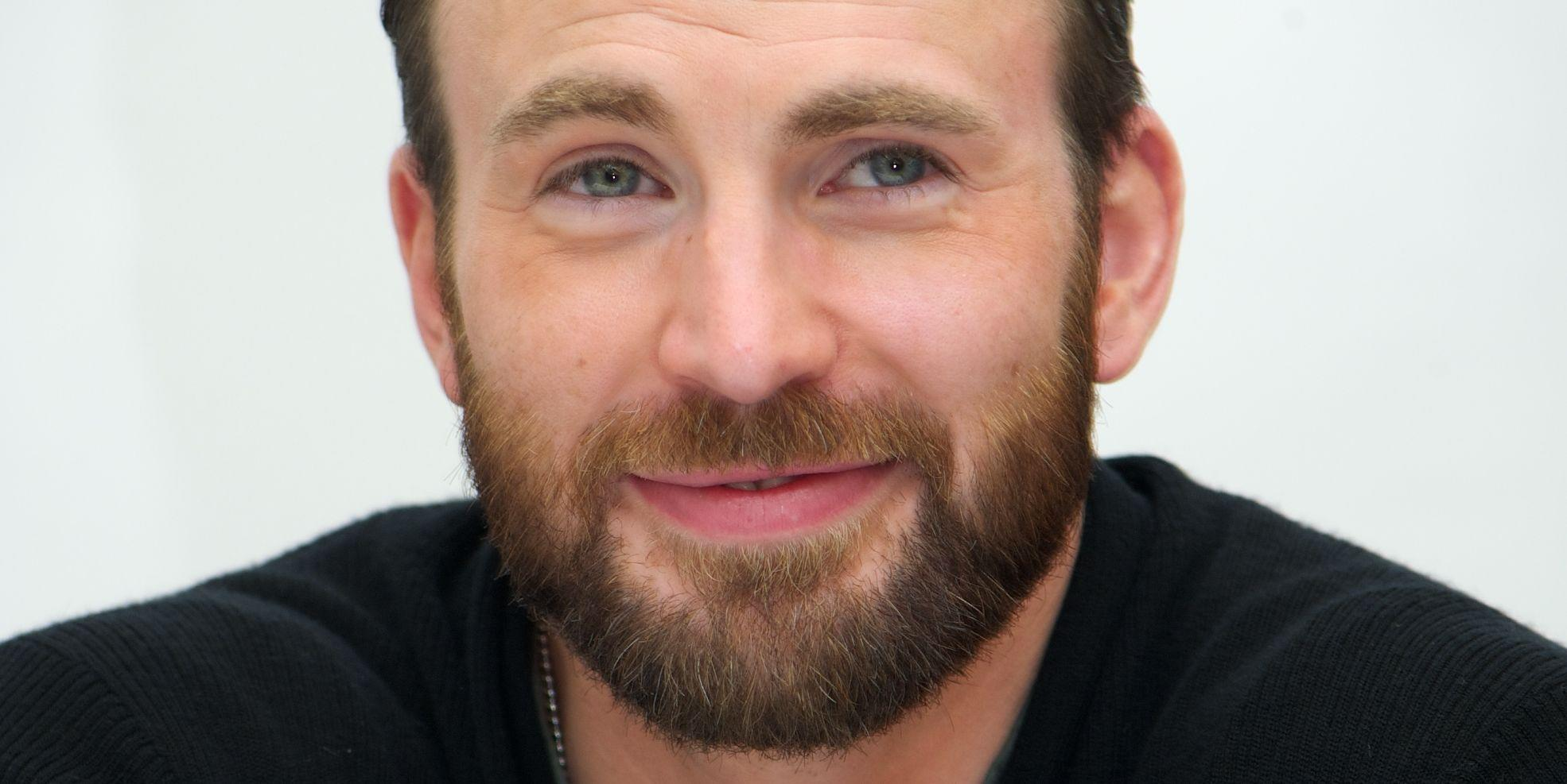Chris Evans jokes after penis pic slip-up: Now that I