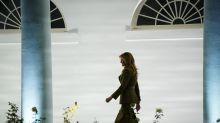 Melania Trump, una primera dama a espaldas de su esposo