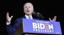"""El renacer de Biden y la salida de Bloomberg frenan la """"revolución"""" de Bernie Sanders"""