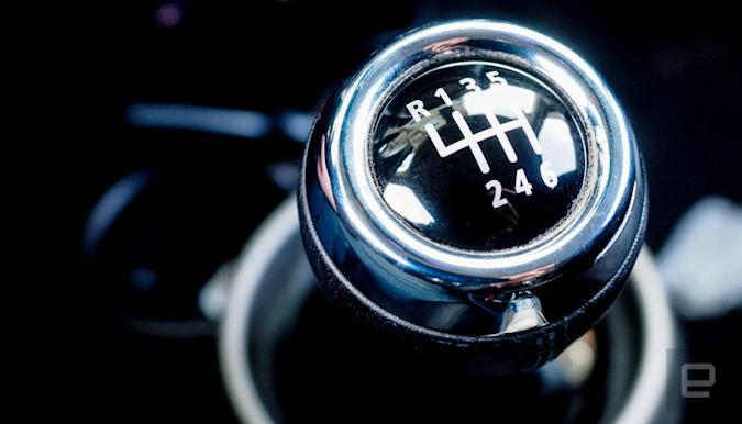 The slow death of the manual transmission