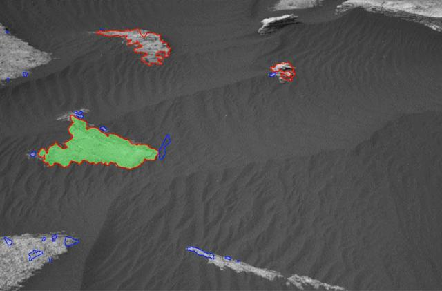 Mars Rover's AI is really good at selecting rocks to analyze