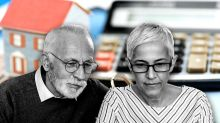 I'm retired, my wife isn't — how should we pay off our $60,000 mortgage before she retires?