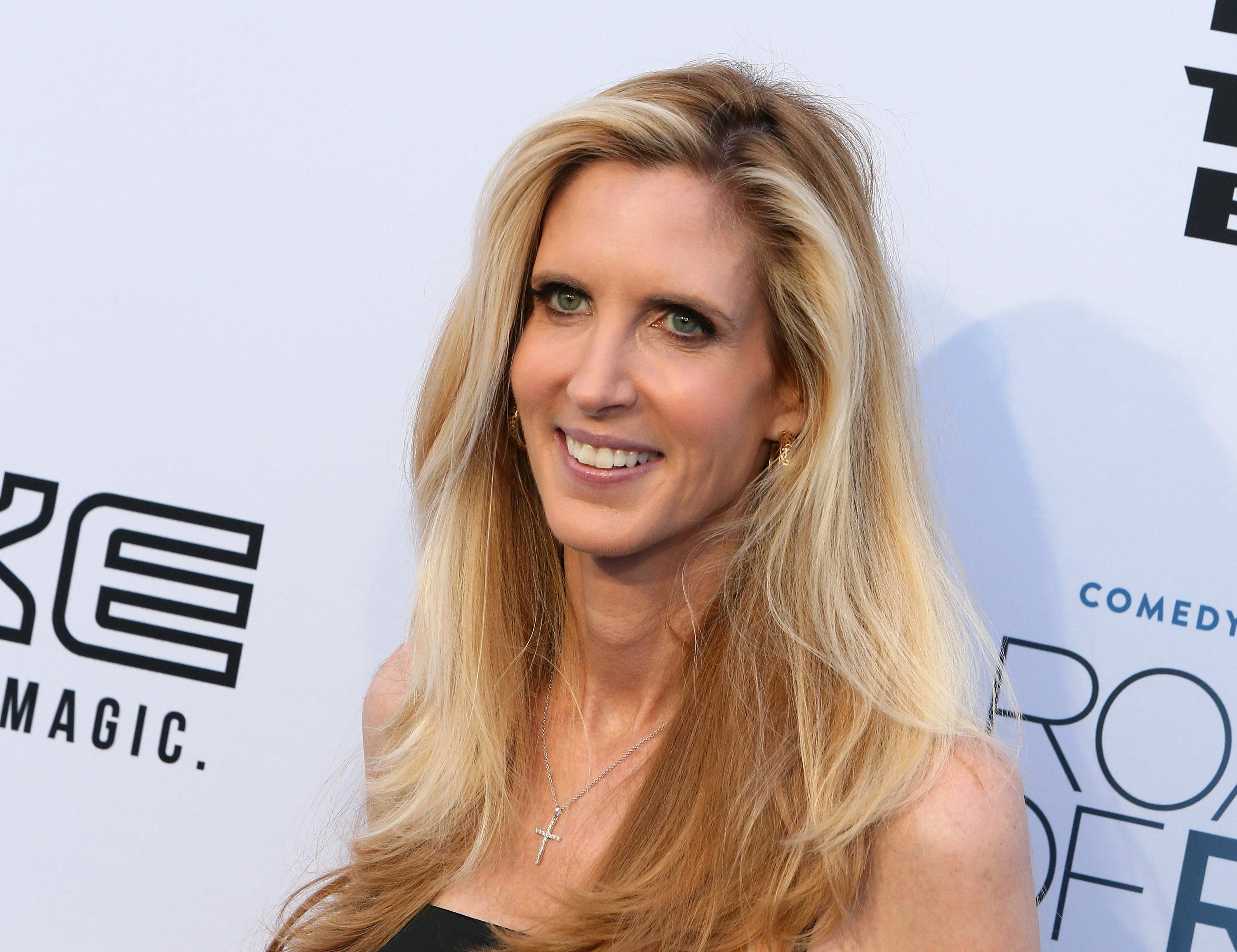 Ann Coulter is the Legal Affairs Correspondent for Human Events and author of High Crimes and Misdemeanors Slander Treason How to Talk to a Liberal If You Must