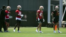 49ers rookies have their initial jersey numbers