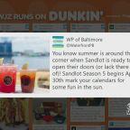 Baltimore Buzz: Sandlot Season 5 Begins April 30!