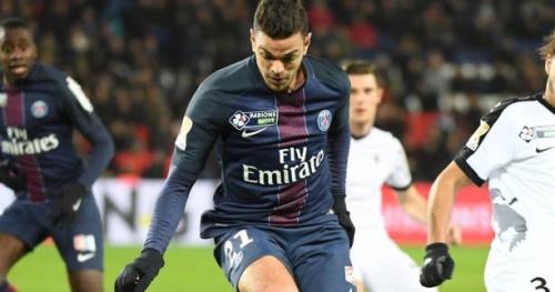 Foot - Coupe - PSG - Le PSG avec Hatem Ben Arfa titulaire contre Avranches en Coupe, Guedes remplaçant