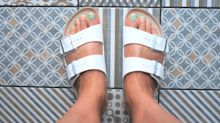 Here's How to Sort Smelly Feet in Time for the Heatwave