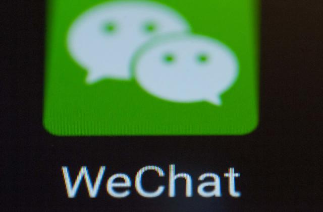 China's WeChat is mimicking Snapchat Stories, too