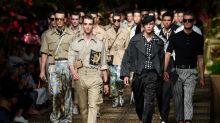 Semana da Moda de Milão exibe os trópicos com Dolce & Gabbana e Jogos Olímpicos com Armani