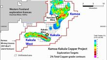 Ivanhoe Mines: Drilling Extends Strike Length of the Shallow, Thick Copper Discovery at the Kamoa North Bonanza Zone to at Least 550 Metres, With an Implied Strike Length of at Least 2.7 Kilometres