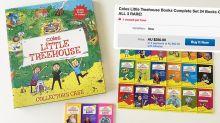 Coles Little Treehouse books on eBay for $250