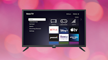 Walmart just slashed the price on this show-stopping 32-inch smart TV — it's just $99!
