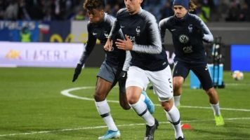Foot - Bleus - Consultation - Consultation Bleus: vous plébiscitez Clément Lenglet et Kingsley Coman dans votre équipe type pour l'Euro 2020