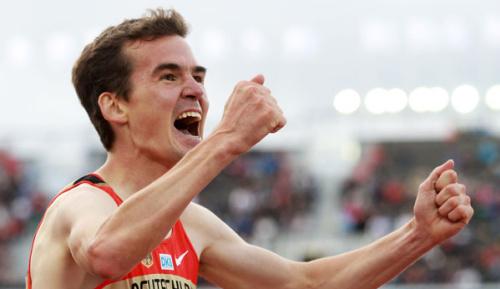 Leichtathletik: Gabius mit ordentlichem Comeback beim New Yorker Halbmarathon