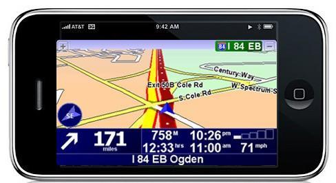 TomTom already has iPhone navigation software ready to roll