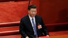 Xi says Chinese people will never agree with any who attempt to impose will on China