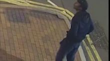 Police release footage of Birmingham murder suspect on the run after one is killed and seven injured
