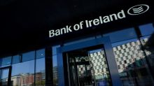 Bank of Ireland limits 2020 loss with strong second half, shares rise