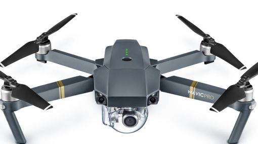 DJI's New Mavic Pro Drone Is Compact, Capable, and Can Fly Itself