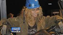 Beyoncé Shows Off Her Rock Hard … Hat?