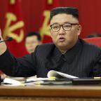 Kim warns of 'tense' food situation, longer COVID lockdown