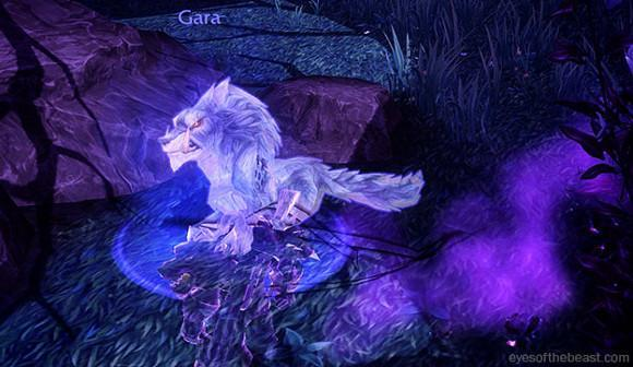 Gara the Spirit Beast and how it can be tamed