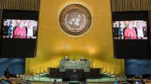 Argentina lamenta expresiones de presidenta boliviana en discurso ante la ONU