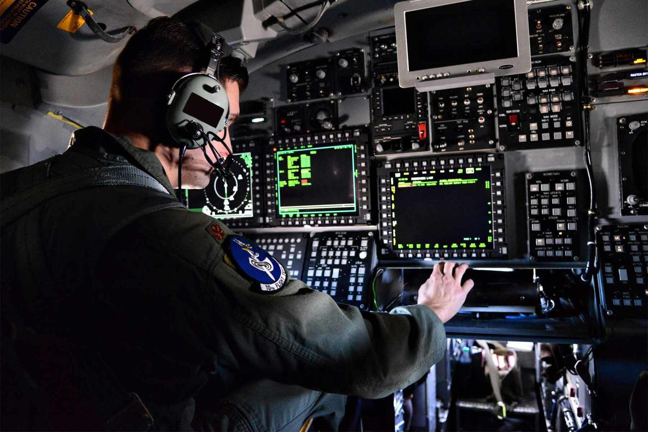 Air Force Completes 8-Year B-1 Bomber Battle Station Upgrade