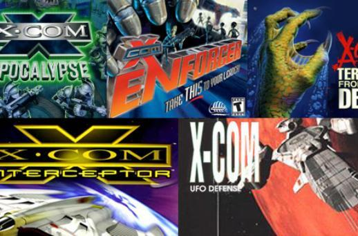 Get 5 original XCOM games for less than $10 in Humble Bundle