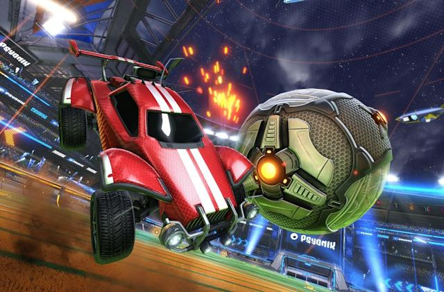 'Rocket League' will soon be free to play on all platforms