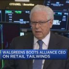 Walgreens Boots Alliance CEO: About 70 percent of our sal...