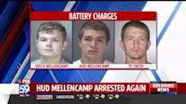 John Mellencamp`s Son, Already Facing Battery Charges, Arrested Again