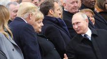 Putin says had good conversation with Trump in Paris: media
