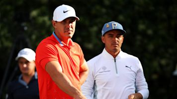 Koepka out, Fowler in for Presidents Cup