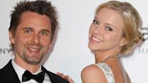 Matt Bellamy Steps Out in Cannes with New Blonde on His Arm