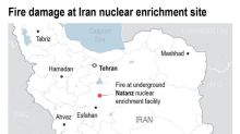 Analysts: Fire at Iran nuke site hit new centrifuge facility