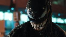 Tom Hardy Presents New 'Venom' Trailer At CinemaCon – Watch