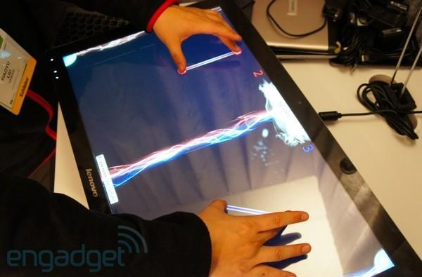 Lenovo IdeaCentre A720 all-in-one hands-on (video)